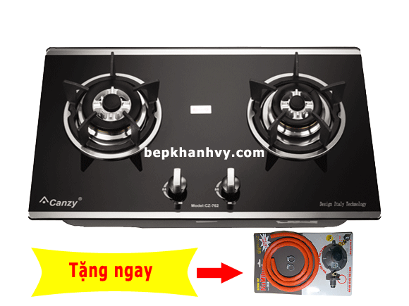 Bếp gas âm Canzy CZ-762