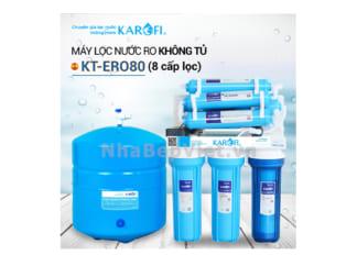 Máy lọc nước Karofi 8 cấp ERO80 Không tủ